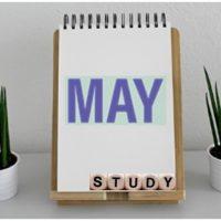 社労士勉強方法5月
