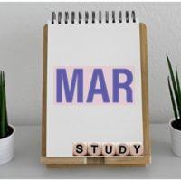 社労士勉強方法3月