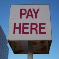 受験料の支払い